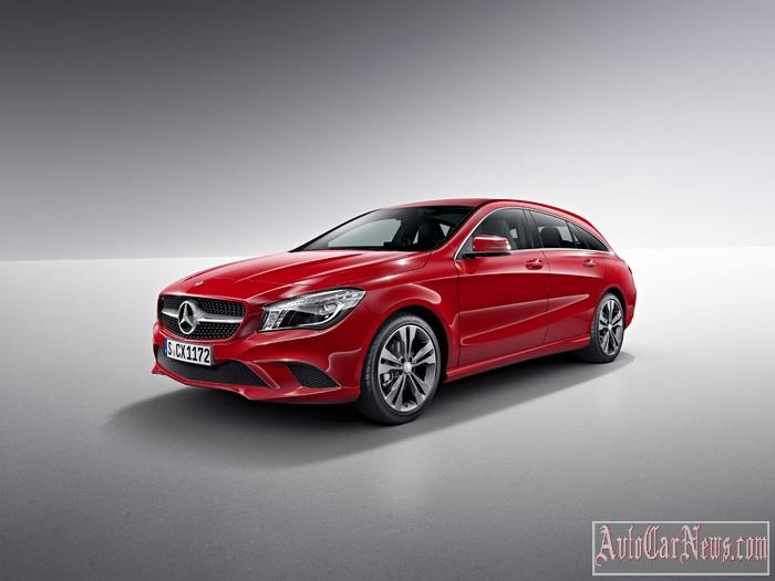 Электромобиль mercedes benz cla45